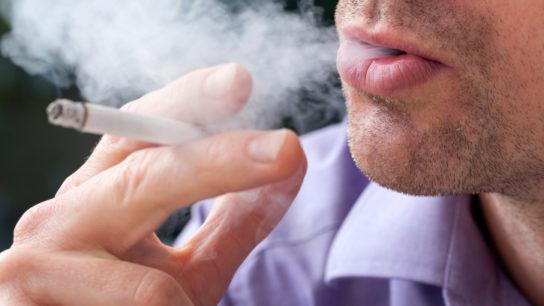 Bladder Cancer Prognosis Unaffected by Smoking Status