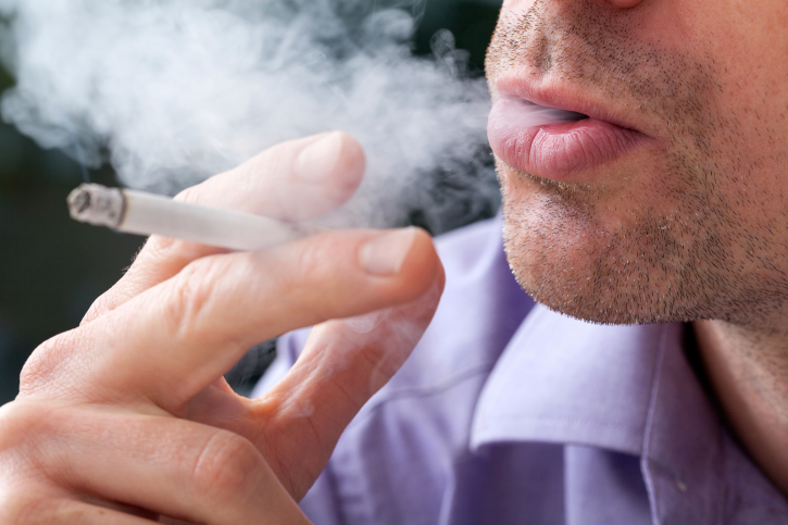 Bladder Cancer Prognosis Unaffected by Smoking Status