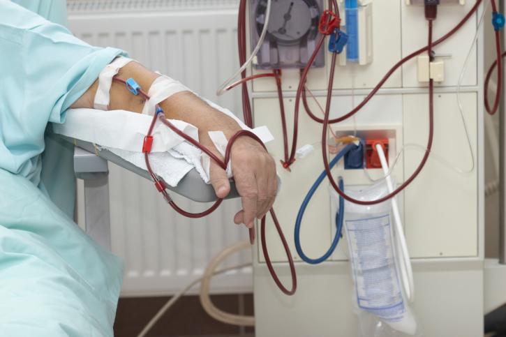 Hemodialysis Antibiotic Lock Cuts Infection Risk