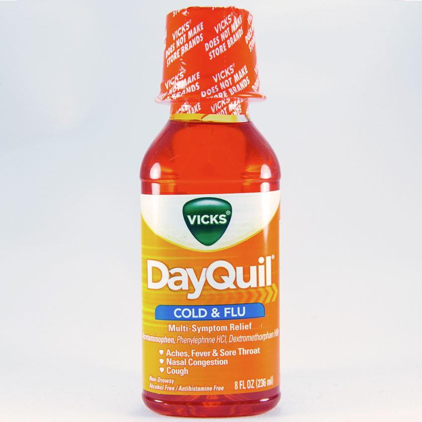 DAYQUIL COLD & FLU LIQUID