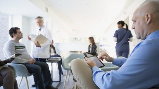 NP attitudes on retail health clinics
