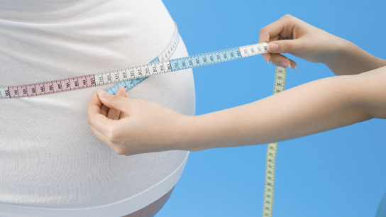 Abdominal obesity may up hip fracture risk