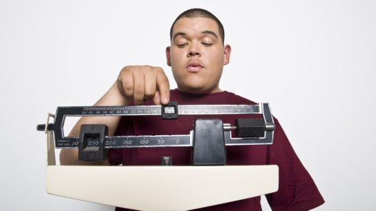 obese man, overweight, obesity, AUA 2017, urology, nephrology