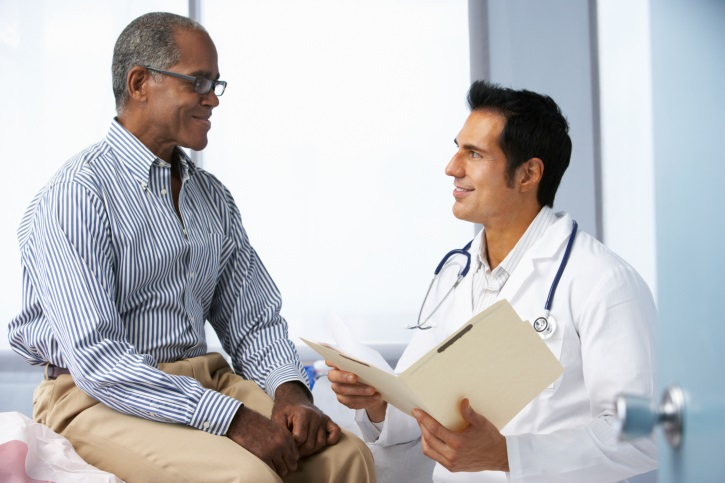 Black Men with Low-Risk Prostate Cancer Produce Less PSA