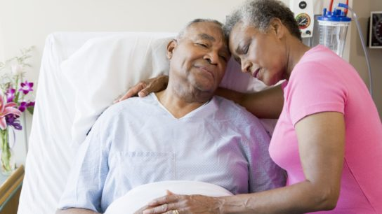 Prostate Cancer Death Rate Higher Among Blacks in Most Big Cities