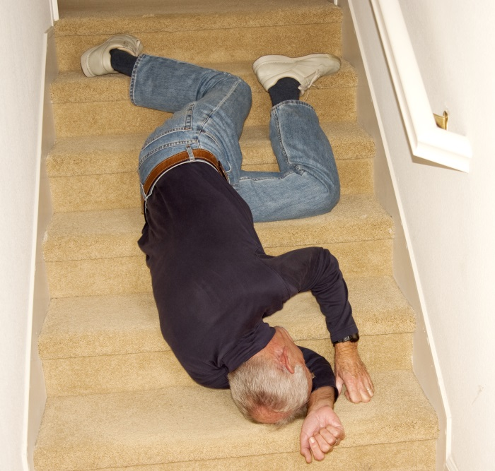 Blood Pressure Drug Initiation Linked to Serious Falls in Elderly