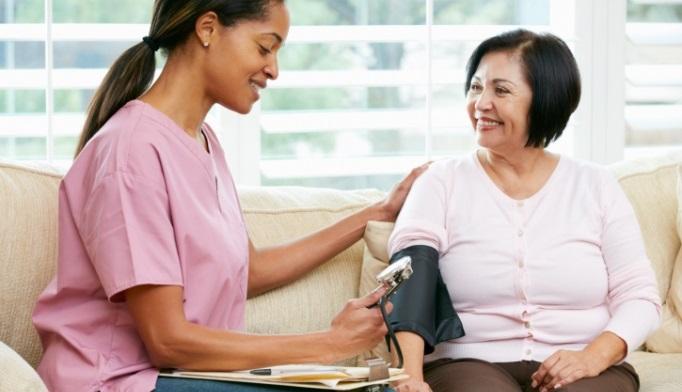 Blood pressure control for ESRD