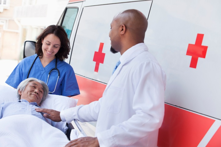 Some Minorities Less Likely to Call EMS for Stroke