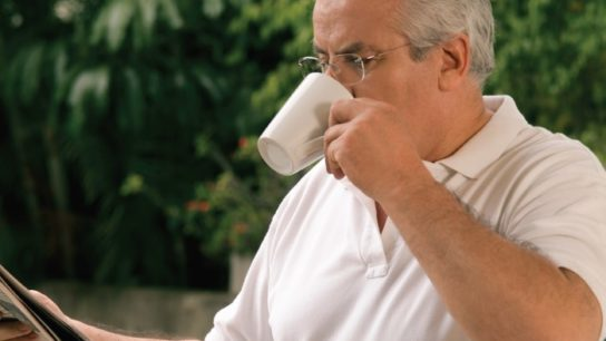 Coffee May Cut Risk of Prostate Cancer Recurrence, Progression