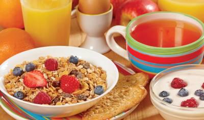 Daily Breakfast May Thwart Diabetes Onset