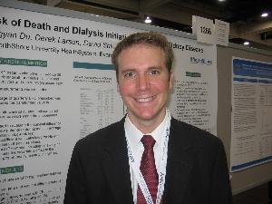 Higher Hemoglobin May Cut Risk of Death, Dialysis Initiation