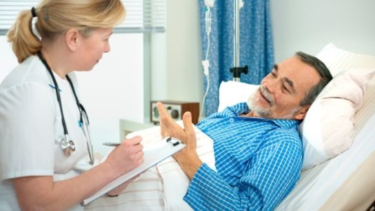 Diabetes Patients Have Higher Mortality from Infections