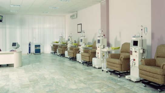 dialysis hemodialysis unit center