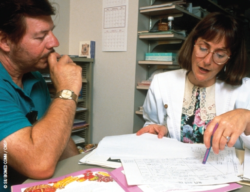 Dietitian counseling has been shown to improve survival among CKD patients.