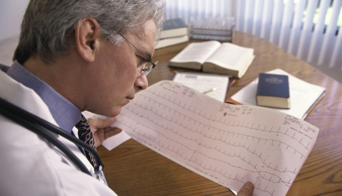 EKGs can help identify at-risk CKD patients.