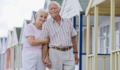 More Activity for Seniors Lowers Heart Attack Risk