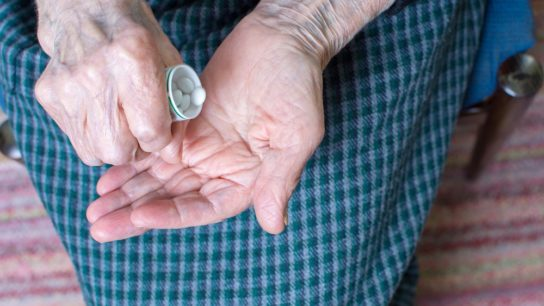 high US prescribing levels of common drug linked to dementia