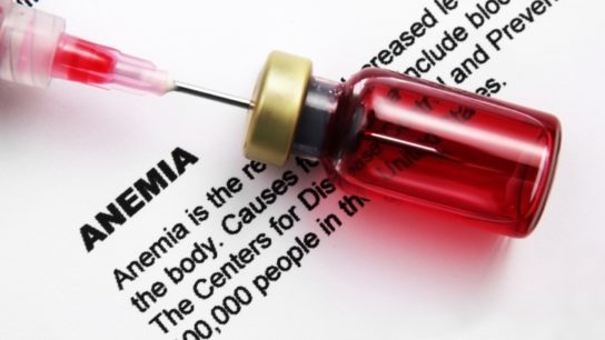 Anemia injectable medication