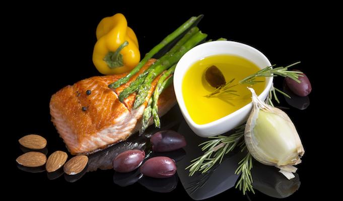 Mediterranean Diet Brain Health