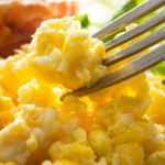 Eggs are a good source of vitamin D.