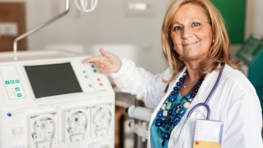 Provider-visits-do not improve dialysis-Vascular-Access Outcomes