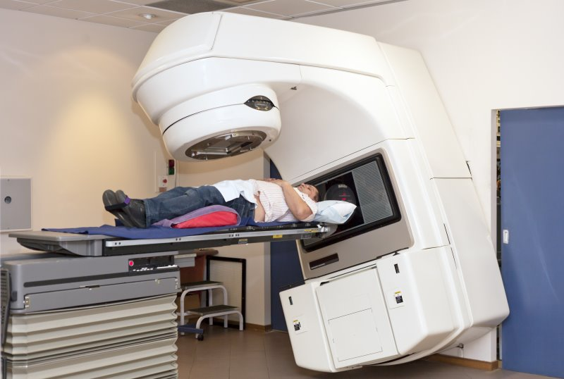 Radiation patient