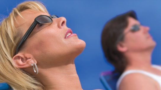 Adequate vitamin D levels can be repleted by supplementation or sun exposure.