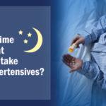 BP Meds at Bedtime Reduce CVD Risk