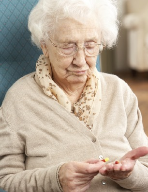 Seniors taking atypical antipsychotic drugs are at higher risk of acute kidney injury.