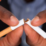 CVS announced that it would no longer sell cigarettes or other tobacco products at its stores.