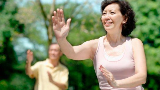Tai Chi Improves Blood Pressure Control in Seniors