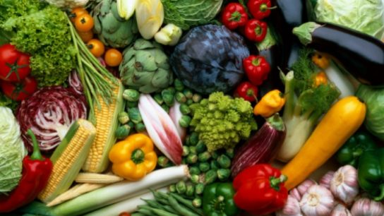 Vegetables Prostate Cancer Prevention Diet