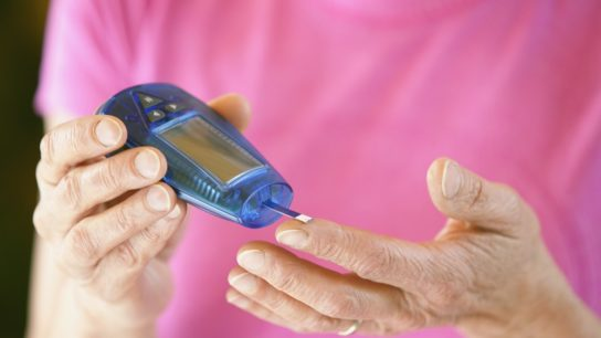 Diabetes Increases Post-Transplant