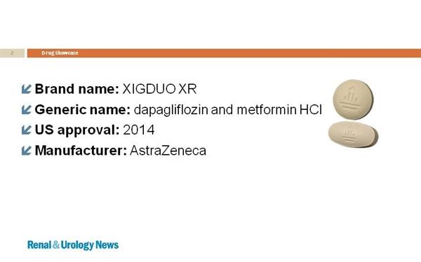 Xigduo XR (Dapagliflozin and Metformin HCl) - Renal and