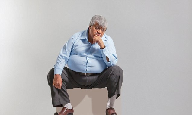 Overweight Men Face Higher Risk of Aggressive Prostate Cancer (PCa)