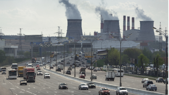 Air pollution may increase anxiety, stroke risk