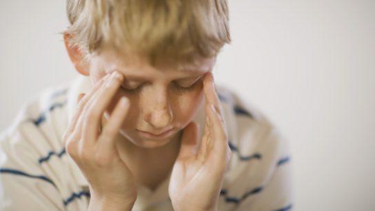 Headache more common stroke symptom in children