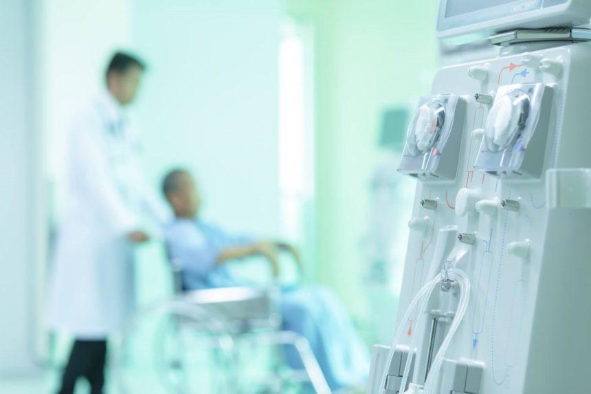Hospital dialysis