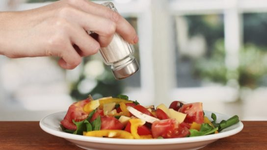 Training can help reduce salt and fluid intake.