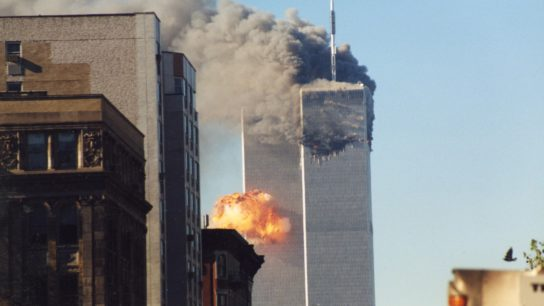 September 11 World Trade Center terrorist attack