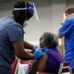 vaccine hesitancy in minorities